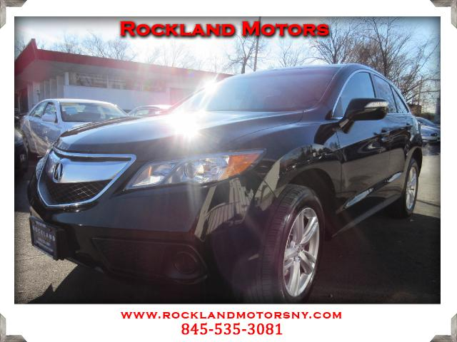 2014 Acura RDX DISCLAIMER We make every effort to present information that is accurate However it