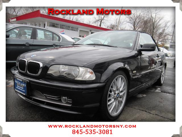 2002 BMW 3-Series DISCLAIMER We make every effort to present information that is accurate However