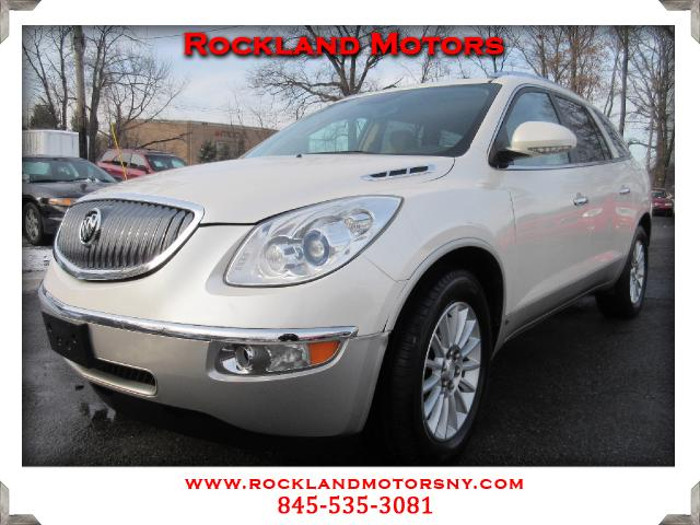 2009 Buick Enclave DISCLAIMER We make every effort to present information that is accurate However
