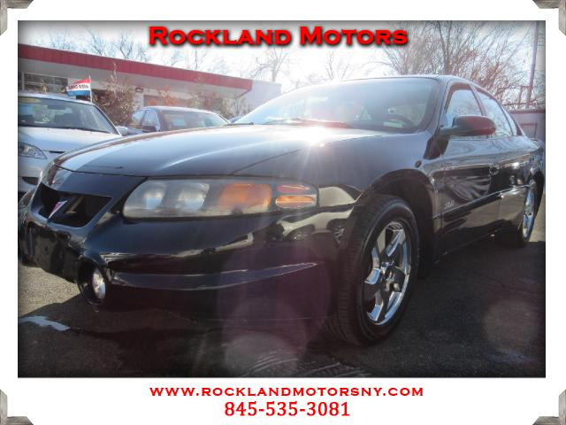 2003 Pontiac Bonneville DISCLAIMER We make every effort to present information that is accurate Ho
