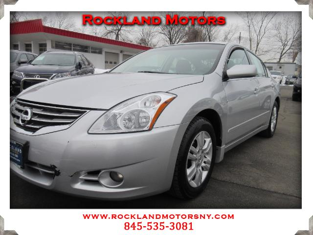 2011 Nissan Altima DISCLAIMER We make every effort to present information that is accurate However