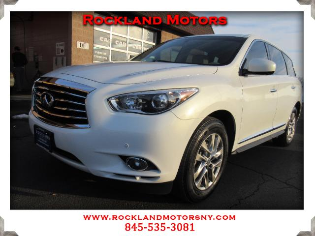 2013 Infiniti JX DISCLAIMER We make every effort to present information that is accurate However i
