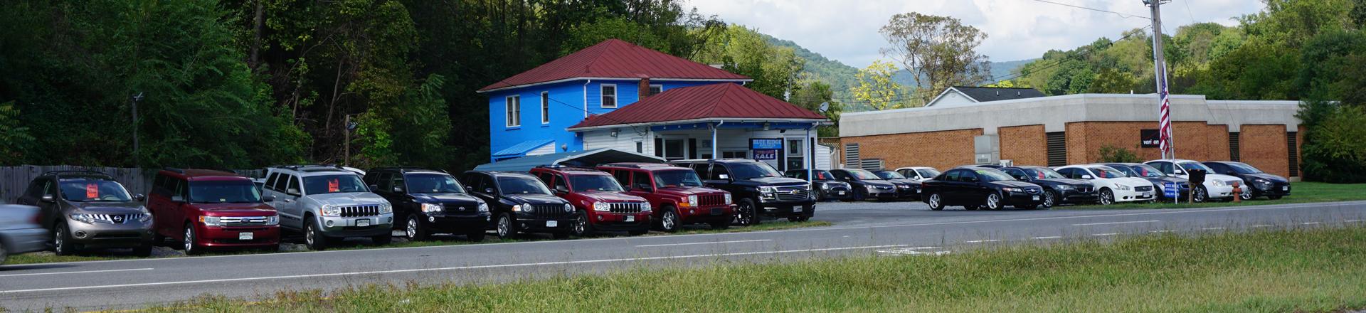 Blue Ridge Auto >> Used Cars Roanoke Va Used Cars Trucks Va Blue Ridge