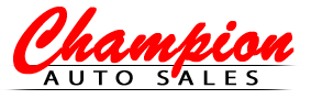 Champion Auto Sales Logo