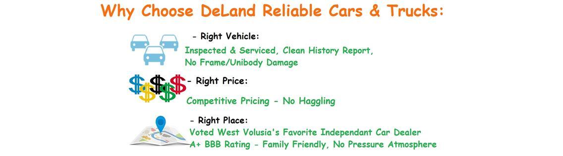 Used Cars DeLand, Orange City FL | Used Cars & Trucks FL | DeLand