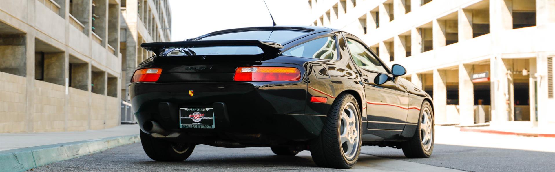 Classic Sports Cars Marina Del Rey Ca Exotic Collectible Fuel Filter 1983 Mercedes Benz 280sl Chequered Flag