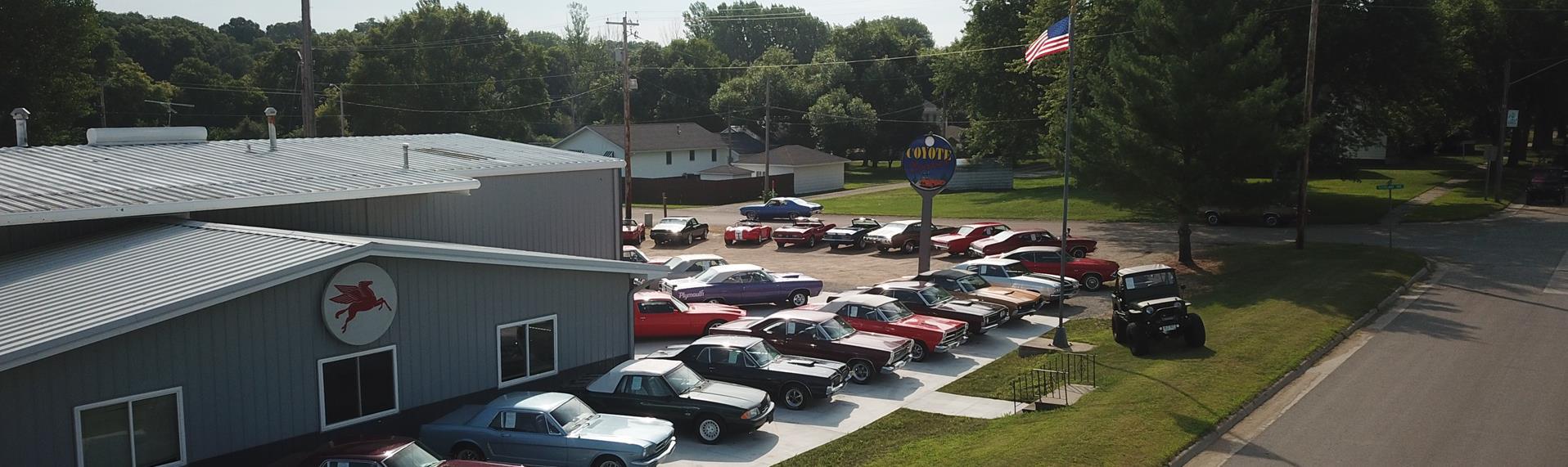 Used Cars Greene IA | Used Cars & Trucks IA | Coyote Classics