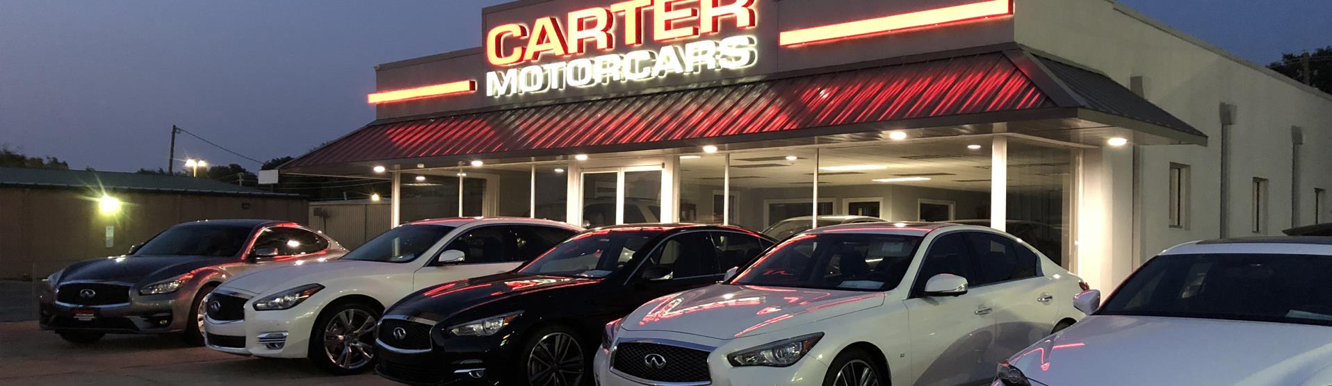 Used Cars Laurel Ms Used Cars Trucks Ms Carter Motorcars