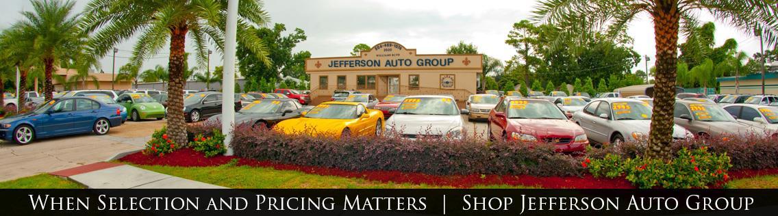 Car Lots In Kenner >> Used Cars Kenner La Used Cars Trucks La Jefferson Auto