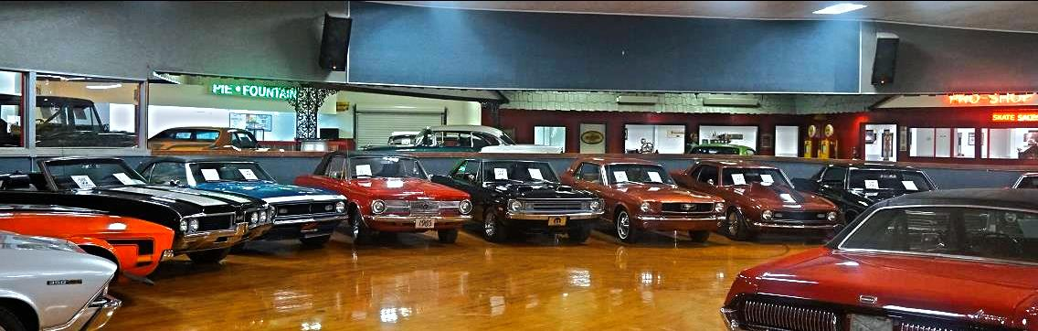 Muscle Cars Indiana PA Classic Cars Trucks Hanksters - Muscle car dealers