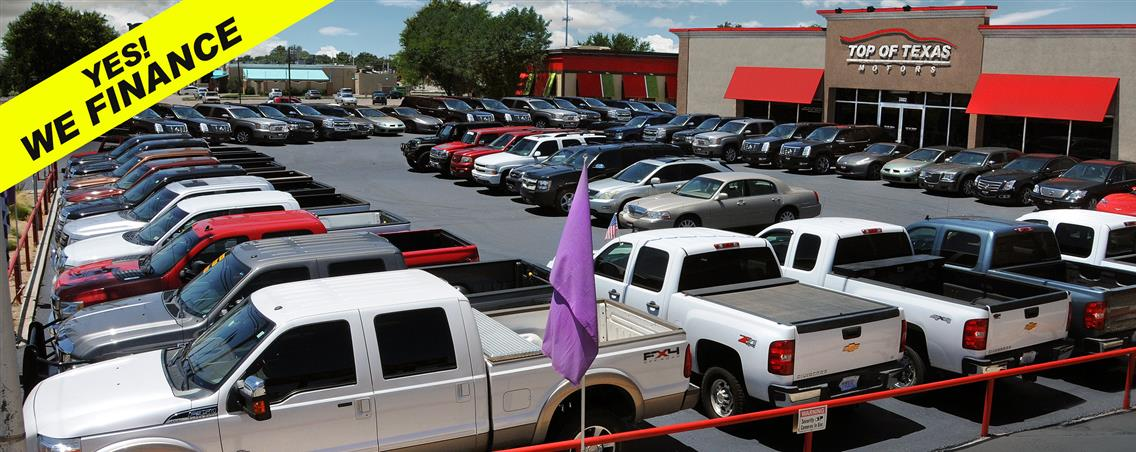 Used Cars in Amarillo Texas