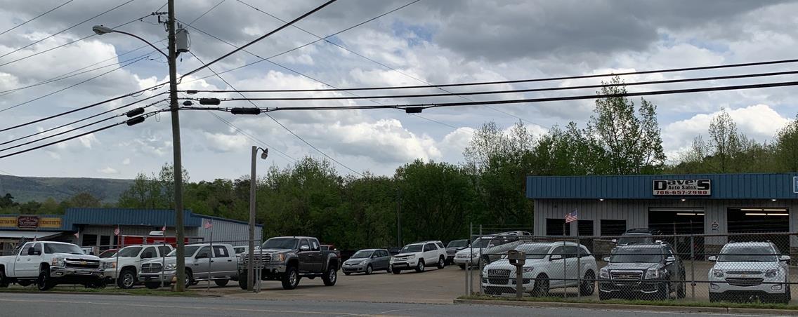 Public Auto Sales >> Used Cars Trenton Ga Used Cars Trucks Ga Dave S Auto Sales