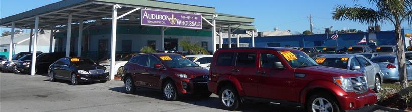 Car Lots In Kenner >> Used Cars Kenner La Used Cars Trucks La Audubon Wholesale