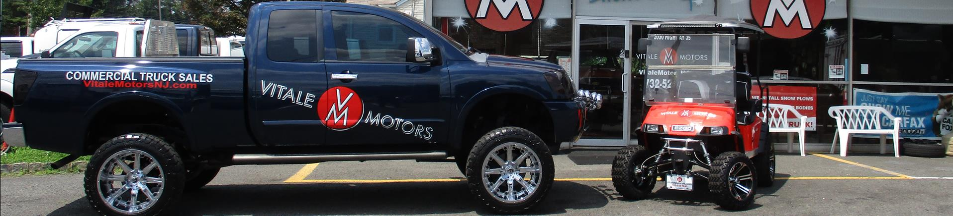 WE SPECIALIZE IN COMMERCIAL VEHICLES, ALL MAKES MODELS & UPFITS !!