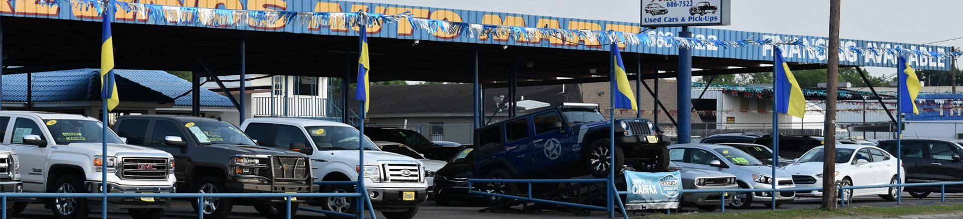 Used Cars McAllen TX   Used Cars & Trucks TX   Trevinos Auto Mart
