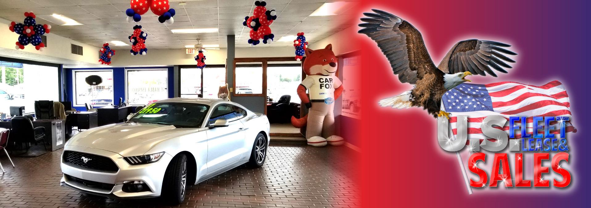 US Fleet Lease and Sales Blue Springs MO | New & Used Cars