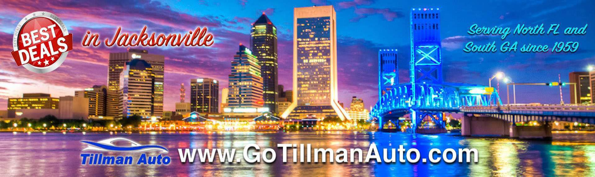 Tillman Auto Jacksonville FL | New & Used Cars Trucks Sales & Service