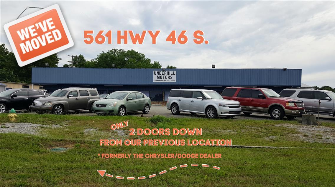 Used Cars Dickson TN | Used Cars & Trucks TN | Underhill Motors
