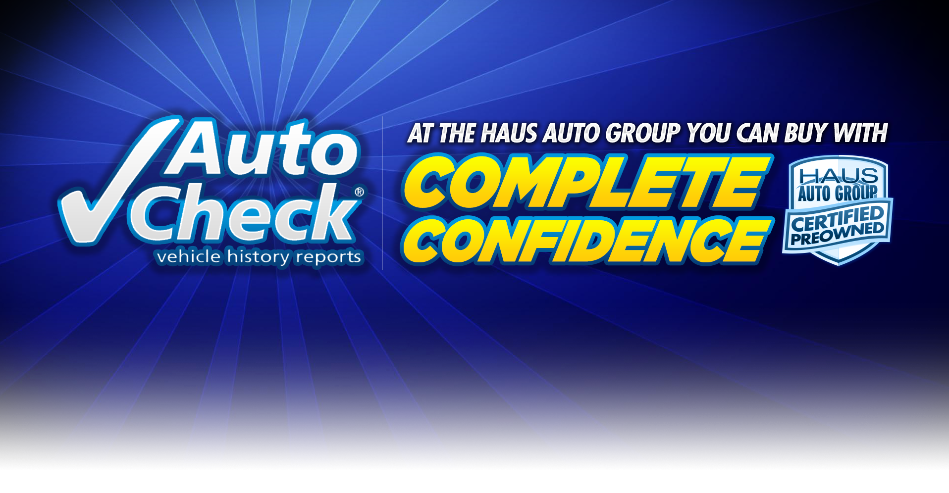Haus Auto Group | Used Car Dealer in Canfield