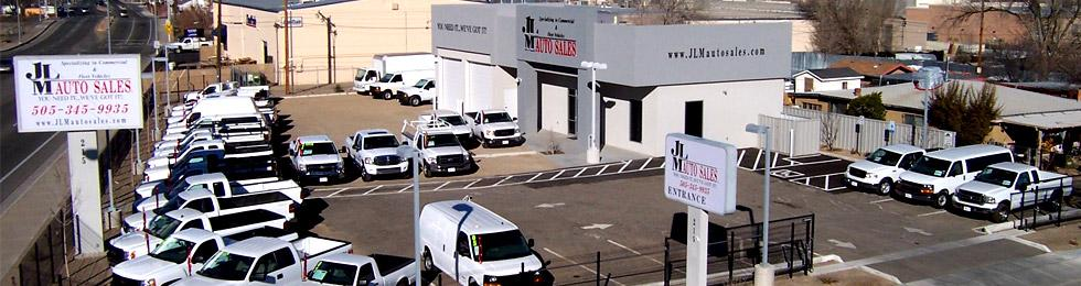 Used Cars Albuquerque NM | Used Cars & Trucks NM | JLM ...