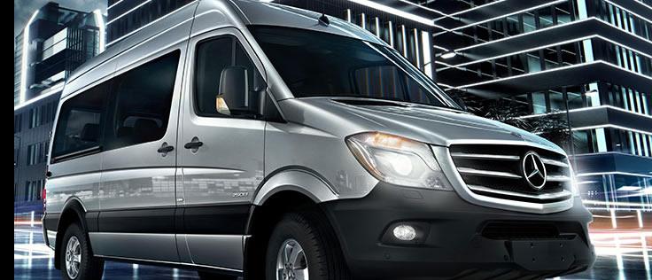 Mercedes Benz Sprinter Van rentals!  Rent a Sprinter Van Huntsville today!