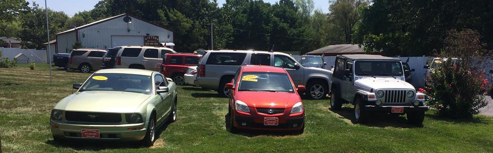 used cars rolla mo used cars trucks mo victory auto sales llc used cars rolla mo used cars trucks