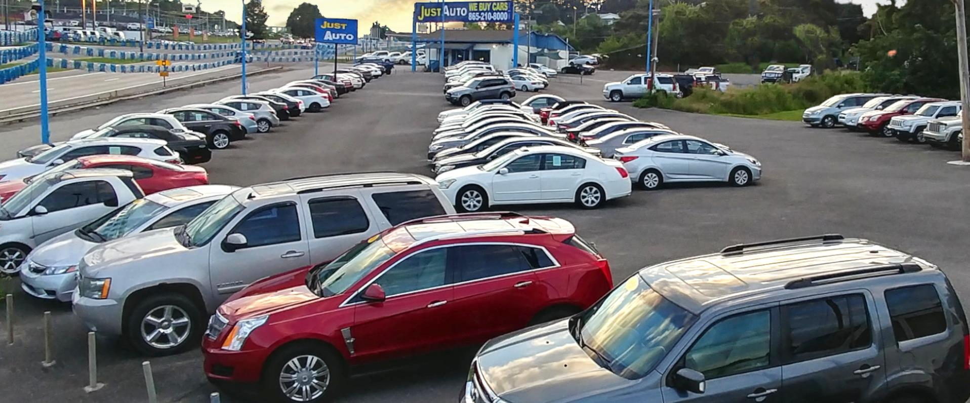 Knoxville Used Cars >> Used Cars Knoxville Tn Used Cars Trucks Tn Just Auto