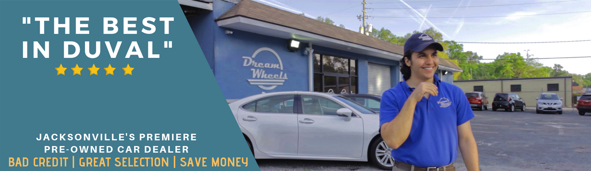 Used Car Dealerships In Jacksonville Fl >> Used Cars Jacksonville Fl Used Cars Trucks Fl Dream Wheels