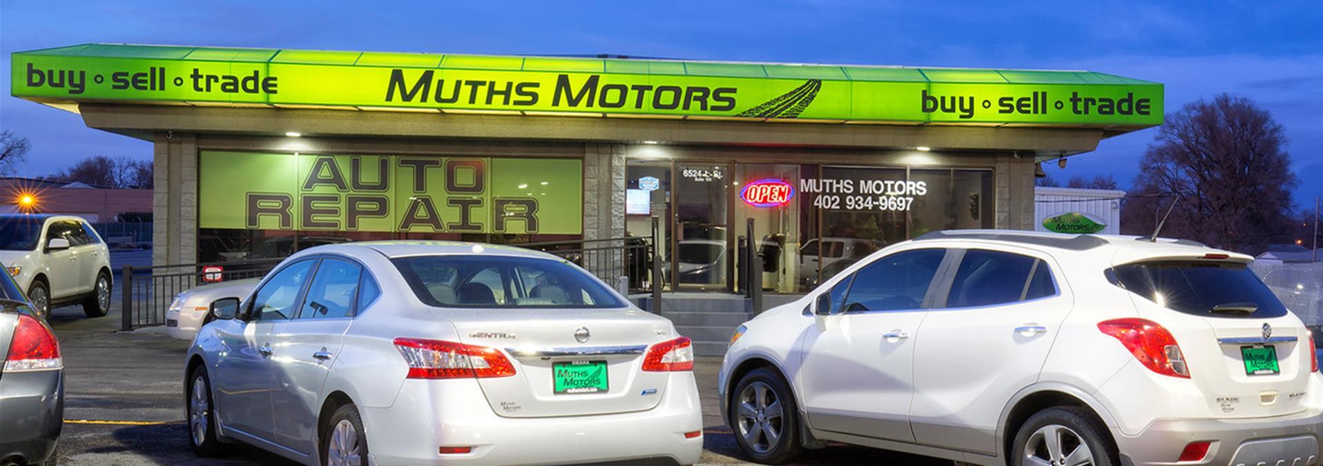 Cars For Sale Omaha Ne >> Used Cars Omaha Ne Used Cars Trucks Ne Muths Motors