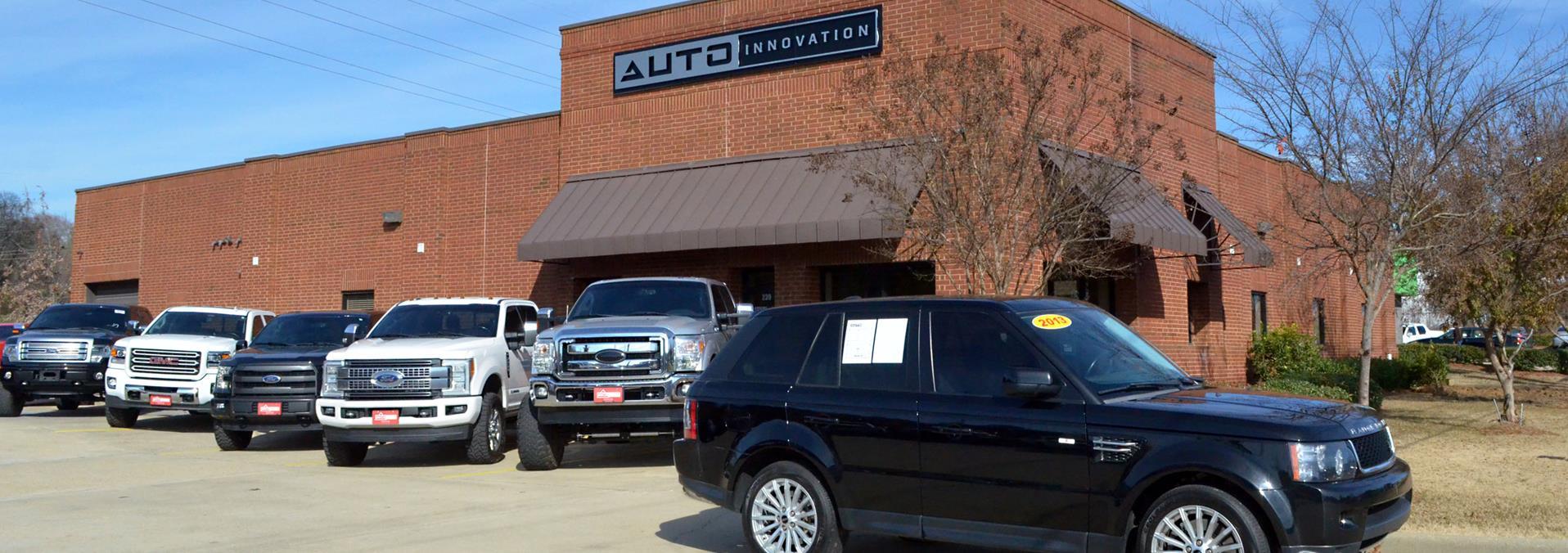 The Car Shop >> Used Cars Ridgeland Ms Used Cars Trucks Ms Auto Innovation