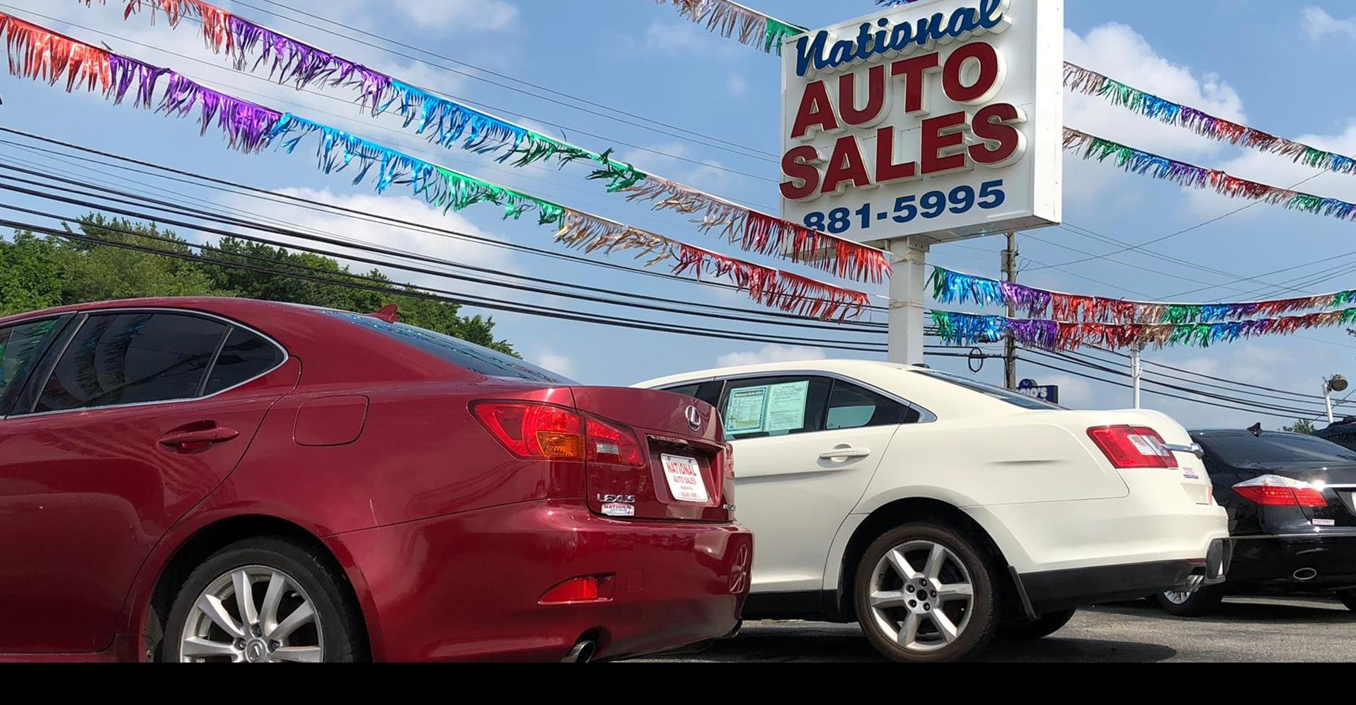 National Car Sales >> National Auto Sales Glassboro Nj Used Cars Trucks Sales