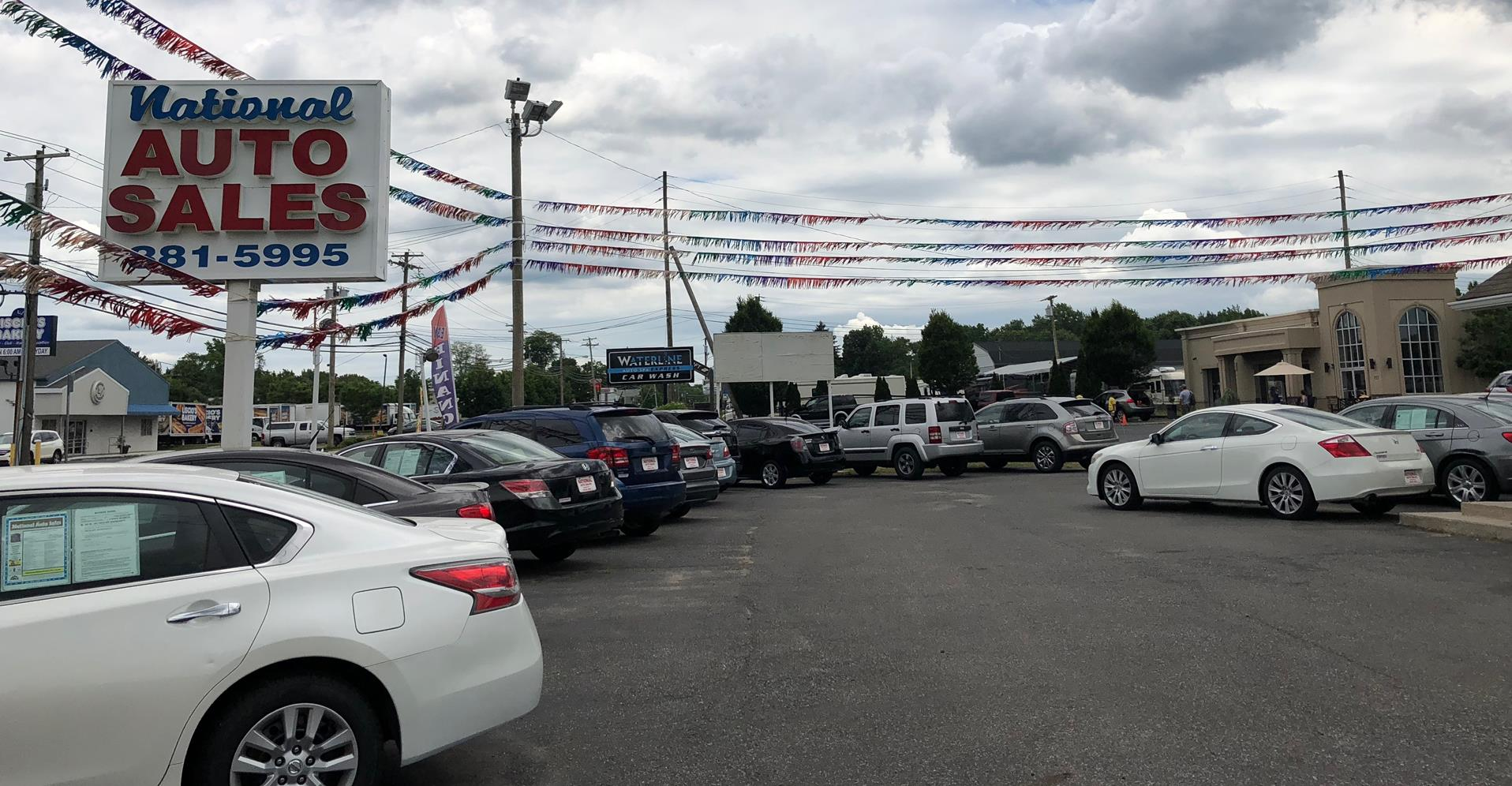 National Auto Sales Glassboro Nj New Used Cars Trucks Sales