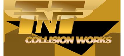 TNT Collision Works  Logo