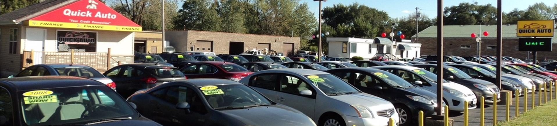 Used Cars Highland IN | Used Cars & Trucks IN | Quick Auto Highland