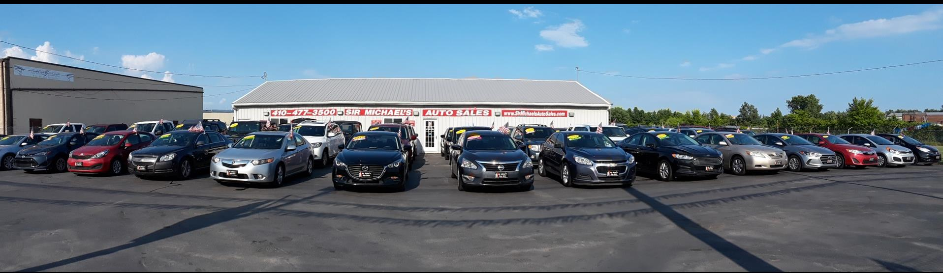 Used Cars Baltimore MD | Used Cars & Trucks MD | Sir