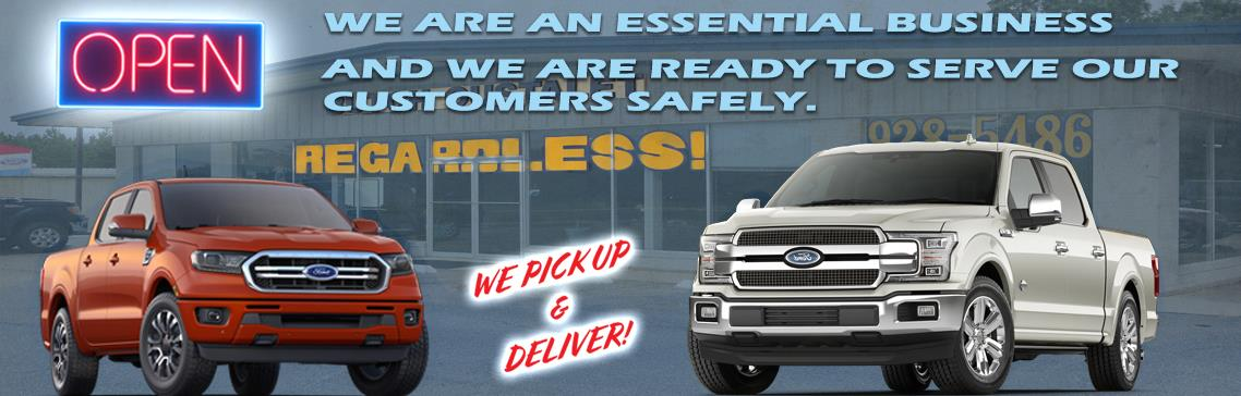 Butch Oustalet Ford >> Used Cars Wiggins MS | Used Cars & Trucks MS | Butch Oustalet INC.
