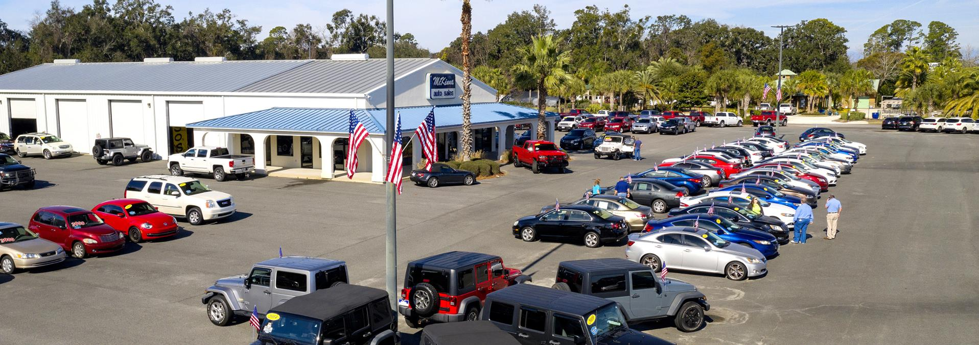 Budget Rental Car Sales >> Mckinna Auto Sales In Brunswick Ga Quality Affordable Used