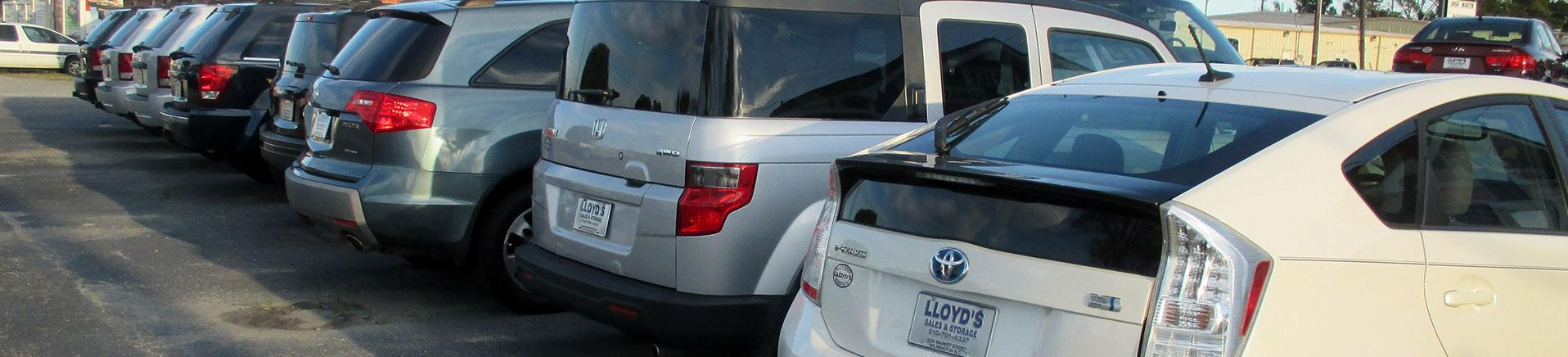Used Cars Wilmington Nc >> Used Cars Wilmington Nc Used Cars Trucks Nc Lloyd S Sales And