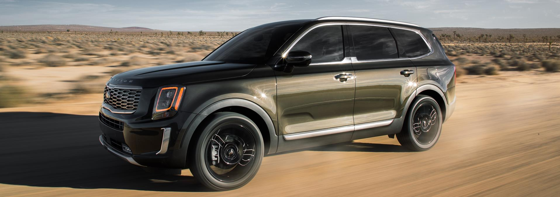 2020 Kia Telluride Now in Stock For Immediate Delivery!  Hurry in today!