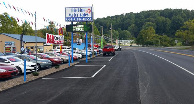 Big Blue Auto >> Used Cars Louisa Ky Used Cars Trucks Ky Big Blue Motor Sales