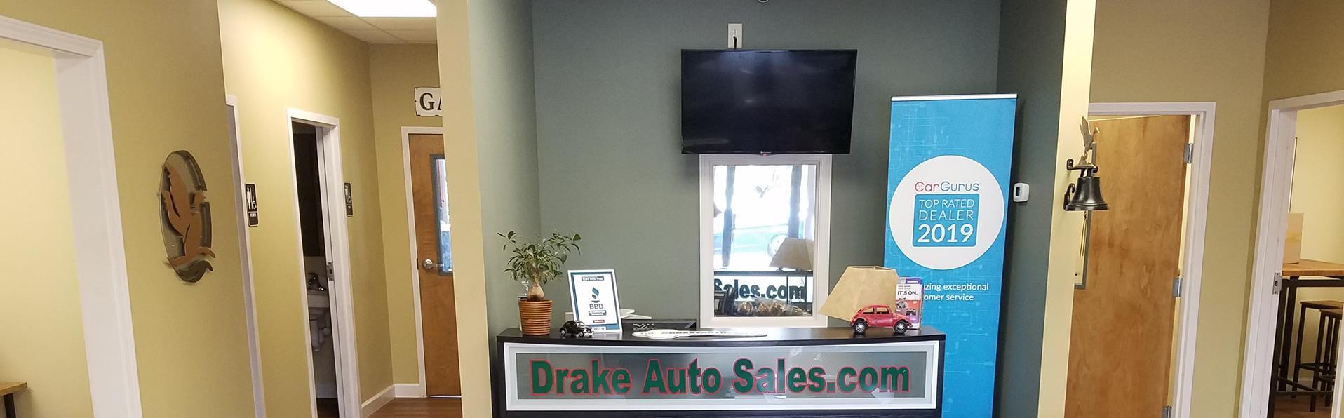 Drake Auto Sales >> Used Cars Boiling Springs Sc Used Cars Trucks Sc Drake