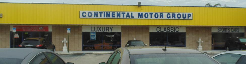 Continental Motor Group Stuart FL | New & Used Cars Trucks Sales