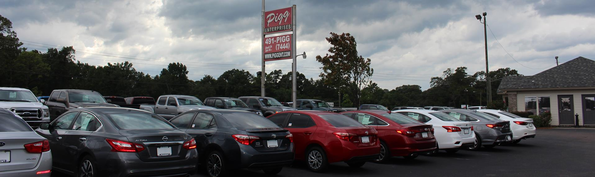 Used Cars And Trucks For Sale In Alabama - GeloManias
