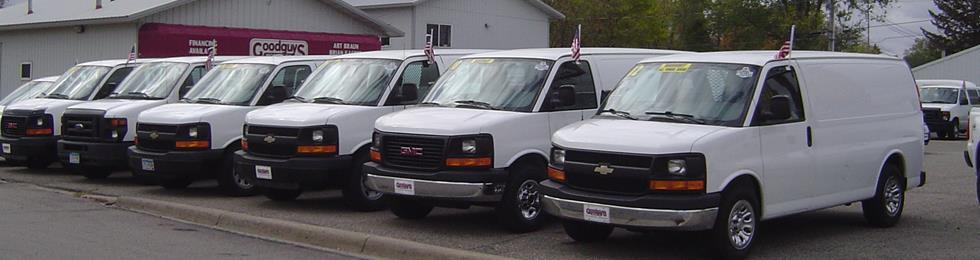 Used Cargo Vans And Trucks In St Cloud MN Goodguys Motor Co - Good guys motors