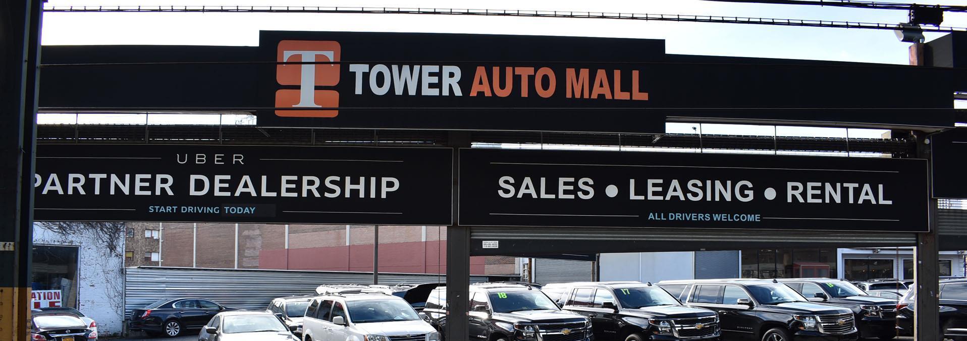 Tower Auto Mall Inc Long Island City Ny New Used Cars Trucks