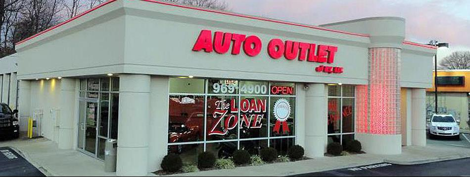 Auto Outlet of Kentucky Louisville KY | New & Used Cars