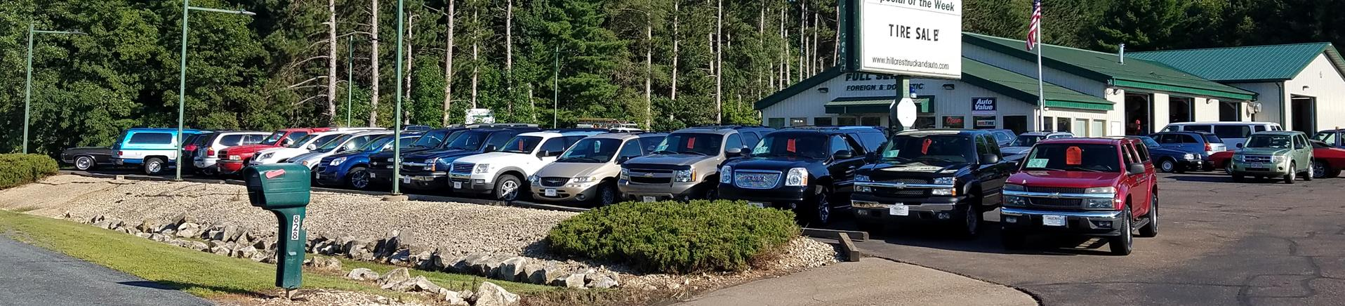 Used Cars Eau Claire WI | Used Cars & Trucks WI | Steve's Hillcrest