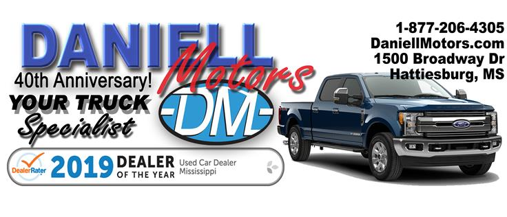 Used Cars Hattiesburg Ms >> Used Cars Hattiesburg Ms Used Cars Trucks Ms Daniell Motors