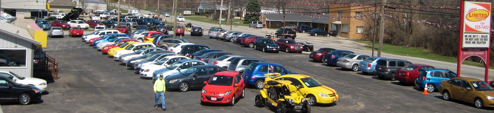 Used Cars Florence KY | Used Cars & Trucks KY | Limited Motors