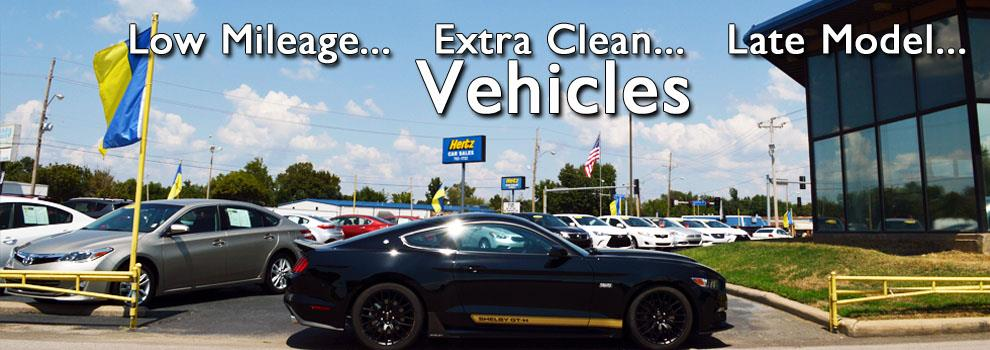 Hertz Auto Sales >> Used Cars Fort Smith Ar Used Cars Trucks Ar Hertz Car Sales